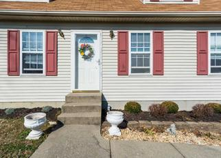 Pre Foreclosure in New Albany 47150 DOUGLAS AVE - Property ID: 1360084163