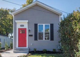 Pre Foreclosure in Louisville 40204 E SAINT CATHERINE ST - Property ID: 1360138478