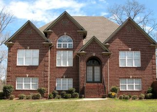 Pre Foreclosure in Gardendale 35071 LONGWOOD PL - Property ID: 1360231780