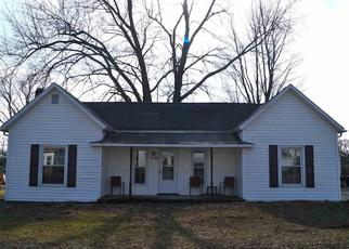 Pre Foreclosure in Warsaw 46580 E HOVEY ST - Property ID: 1360346969