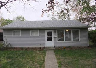 Pre Foreclosure in Warsaw 46580 N GRANT ST - Property ID: 1360347393