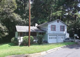 Pre Foreclosure in Stone Mountain 30088 MUIRFIELD DR - Property ID: 1360620246