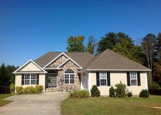 Pre Foreclosure in Chickamauga 30707 CANDIE LN - Property ID: 1360639528