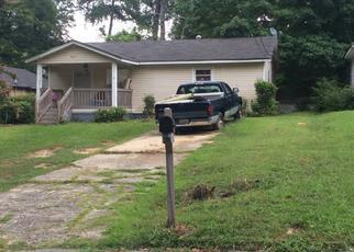 Pre Foreclosure in Atlanta 30318 CHURCH ST NW - Property ID: 1360669747