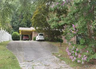 Pre Foreclosure in Marietta 30062 OVERBROOK CIR - Property ID: 1360681568
