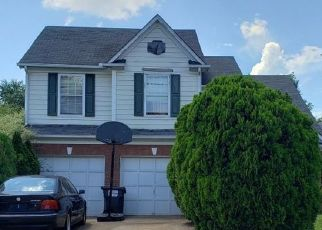 Pre Foreclosure in Kennesaw 30144 DICKENS CT NW - Property ID: 1360684189