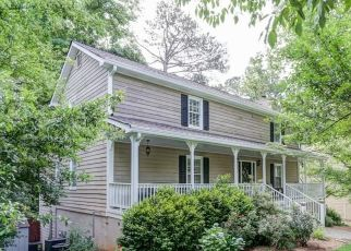 Pre Foreclosure in Marietta 30062 BENTWOOD DR - Property ID: 1360698203