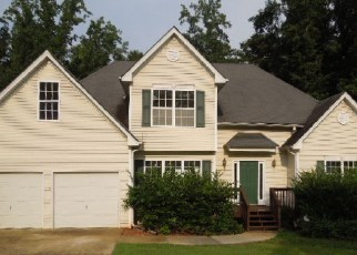 Pre Foreclosure in Douglasville 30134 OAKRIDGE CT - Property ID: 1360714867
