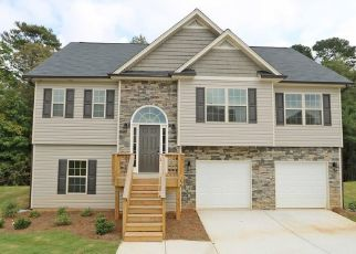 Pre Foreclosure in Cartersville 30120 QUAIL RUN - Property ID: 1360719231