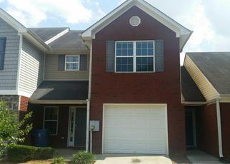 Pre Foreclosure in Adairsville 30103 PRINCETON WALK - Property ID: 1360724492