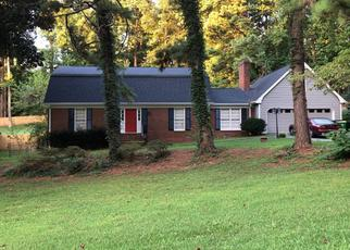 Pre Foreclosure in Marietta 30068 WEATHERSTONE PKWY - Property ID: 1360735437
