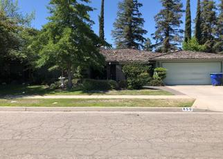 Pre Foreclosure in Fresno 93720 E BEDFORD AVE - Property ID: 1360741127