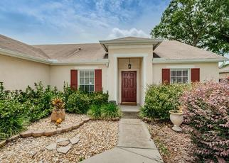 Pre Foreclosure in Tampa 33625 TRAIL CREEK PL - Property ID: 1360901877
