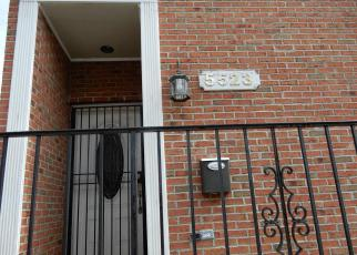 Pre Foreclosure in Washington 20019 HUNT PL NE - Property ID: 1360990339