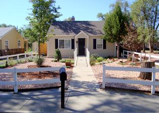 Pre Foreclosure in Colorado Springs 80909 E MONUMENT ST - Property ID: 1361026249