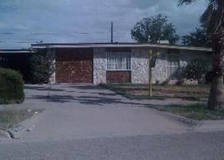 Pre Foreclosure in El Paso 79924 ALBACORE LN - Property ID: 1361083185