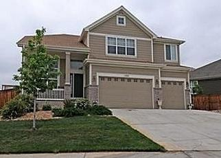 Pre Foreclosure in Brighton 80602 ROSEMARY ST - Property ID: 1361150647