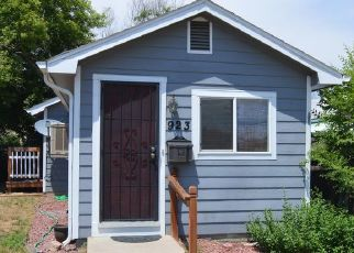 Pre Foreclosure in Brighton 80601 WALNUT ST - Property ID: 1361160717