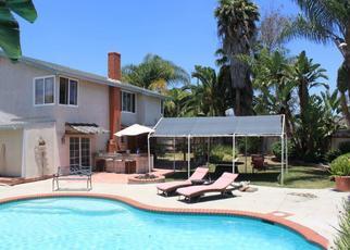 Pre Foreclosure in Oceanside 92056 CHEYENNE CIR - Property ID: 1361399408