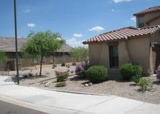 Pre Foreclosure in Goodyear 85338 W VERDIN RD - Property ID: 1361458537