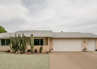 Pre Foreclosure in Sun City 85373 N COTTONWOOD DR - Property ID: 1361459406
