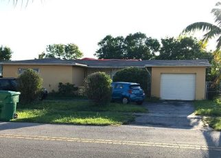 Pre Foreclosure in Fort Lauderdale 33313 NW 14TH PL - Property ID: 1361467739