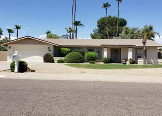Pre Foreclosure in Scottsdale 85254 E WALTANN LN - Property ID: 1361709942