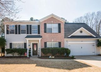 Pre Foreclosure in Buford 30519 BRADFORD WALK TRL - Property ID: 1362580626