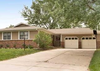 Pre Foreclosure in Wichita 67207 E LOCKMOOR CIR - Property ID: 1364325513