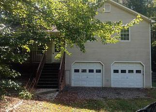 Pre Foreclosure in Jasper 30143 HENDERSON MOUNTAIN RD - Property ID: 1364725383