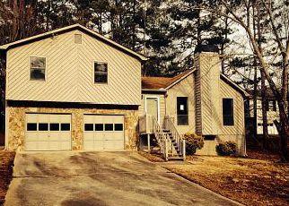 Pre Foreclosure in Lithia Springs 30122 SKYLINE RIDGE DR - Property ID: 1364774885