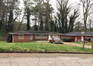 Pre Foreclosure in Decatur 30032 MAPLEHURST DR - Property ID: 1365072251