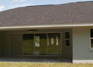 Pre Foreclosure in Hernando 34442 E CLEVELAND ST - Property ID: 1365177818