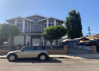Pre Foreclosure in Redondo Beach 90278 ROBINSON ST - Property ID: 1365280288