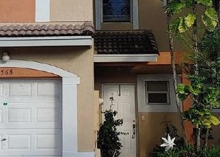 Pre Foreclosure in Fort Lauderdale 33351 NW 90TH TER - Property ID: 1365348178