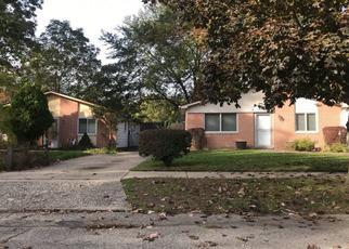 Pre Foreclosure in Westland 48185 N KARLE ST - Property ID: 1365573747