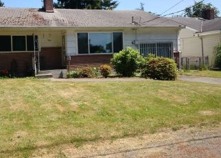 Pre Foreclosure in Seattle 98118 36TH AVE S - Property ID: 1365622353