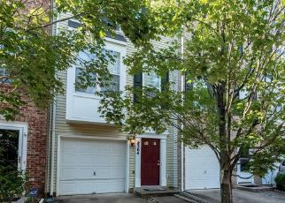 Pre Foreclosure in Alexandria 22309 TOWNE MANOR CT - Property ID: 1365741482