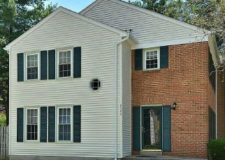 Pre Foreclosure in Burke 22015 CHERRY OAK CT - Property ID: 1365756370