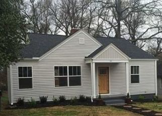 Pre Foreclosure in Greenville 29607 BRUNSON ST - Property ID: 1365942962