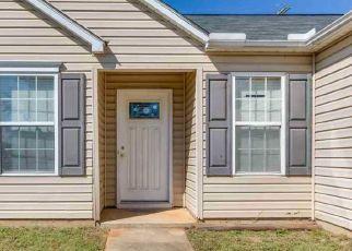 Pre Foreclosure in Fountain Inn 29644 BARRED OWL DR - Property ID: 1366054189