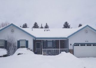 Pre Foreclosure in Kalispell 59901 SULKY LN - Property ID: 1367037897