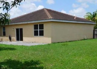 Pre Foreclosure in Homestead 33033 SE 30TH TER - Property ID: 1367241996