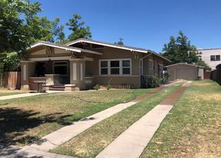 Pre Foreclosure in Fresno 93702 E MONO ST - Property ID: 1367829298