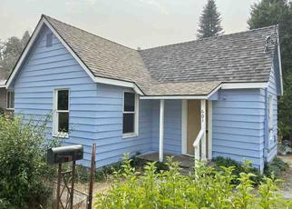 Pre Foreclosure in Mount Shasta 96067 BERRY ST - Property ID: 1368113101