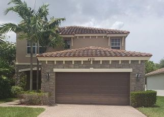 Pre Foreclosure in Lake Worth 33463 CAPITAL DR - Property ID: 1368209467