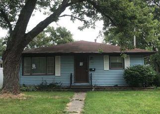 Pre Foreclosure in Columbia City 46725 N OAK ST - Property ID: 1369755967