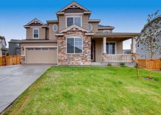 Pre Foreclosure in Castle Rock 80108 MCMURDO TRL - Property ID: 1370072161