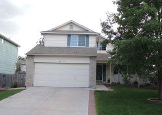 Pre Foreclosure in Henderson 80640 E 116TH AVE - Property ID: 1370100638