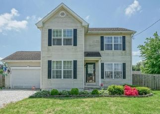 Pre Foreclosure in Clayton 08312 W CHESTNUT ST - Property ID: 1370108522